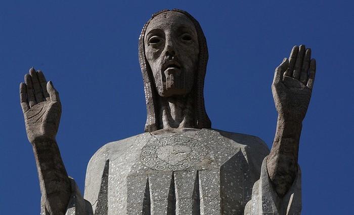 Христос Отеро в Испании и другие статуи рекордсмены.