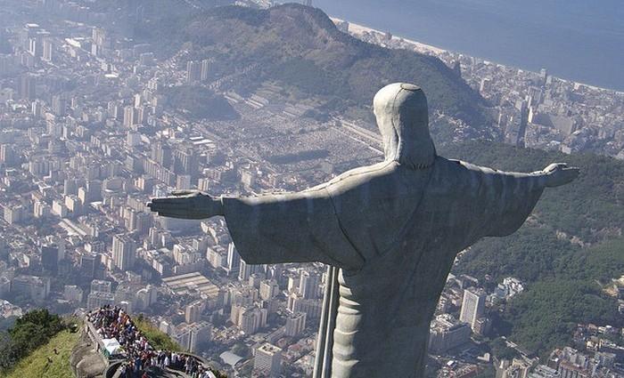 Один из самых узнаваемых символов Бразилии.