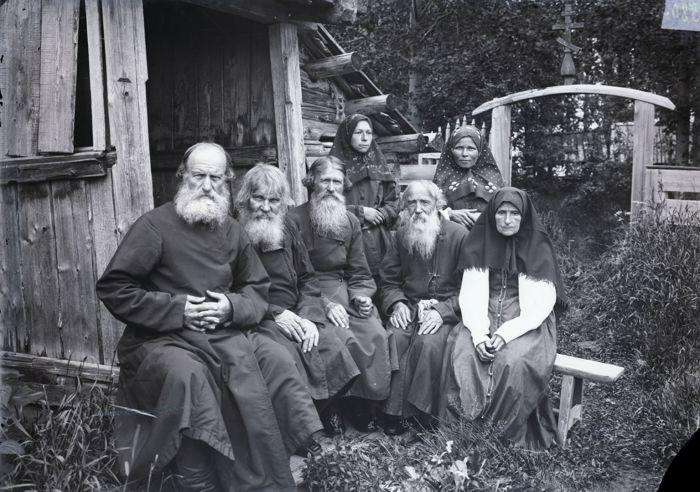 Старообрядцы Алтая.