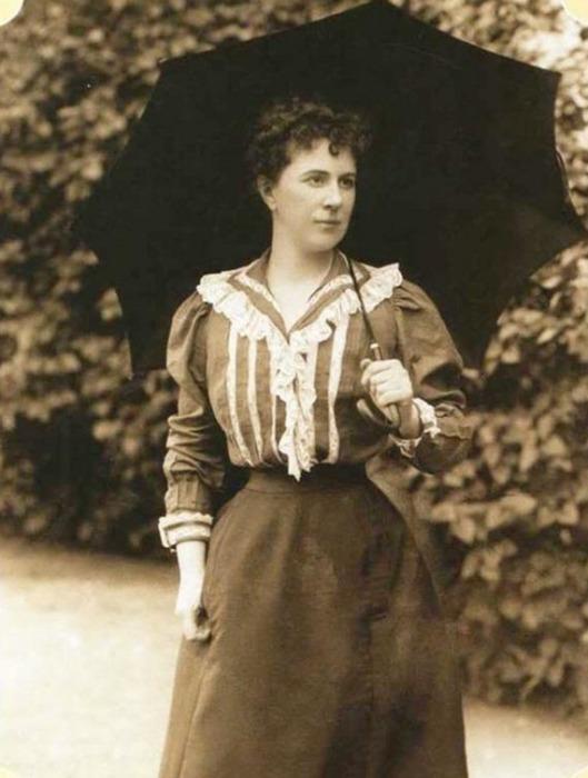 Очаровательная Мария Тенишева.