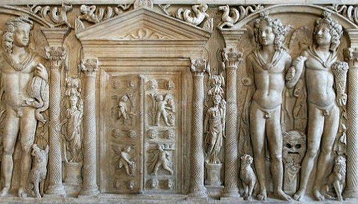 Кардеа – богиня дверных петель у римлян.
