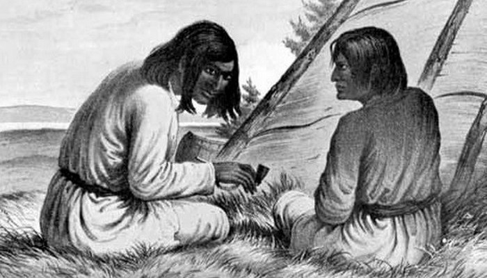 Матшишкапеу – инуитский бог флатуленции.