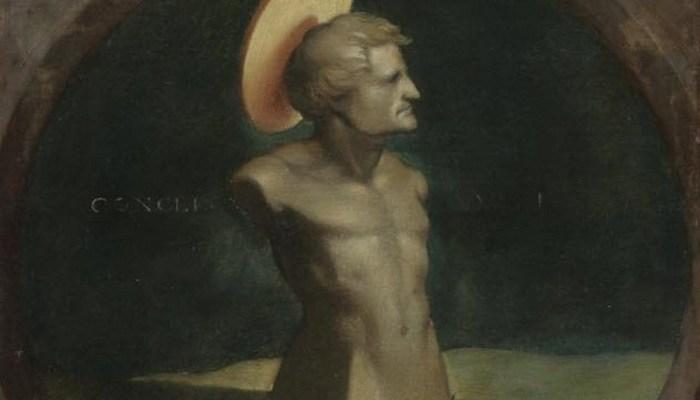 Терминус – бог границ и межевания.