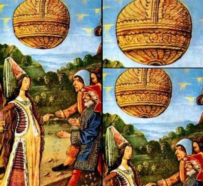 Воздушный шар.