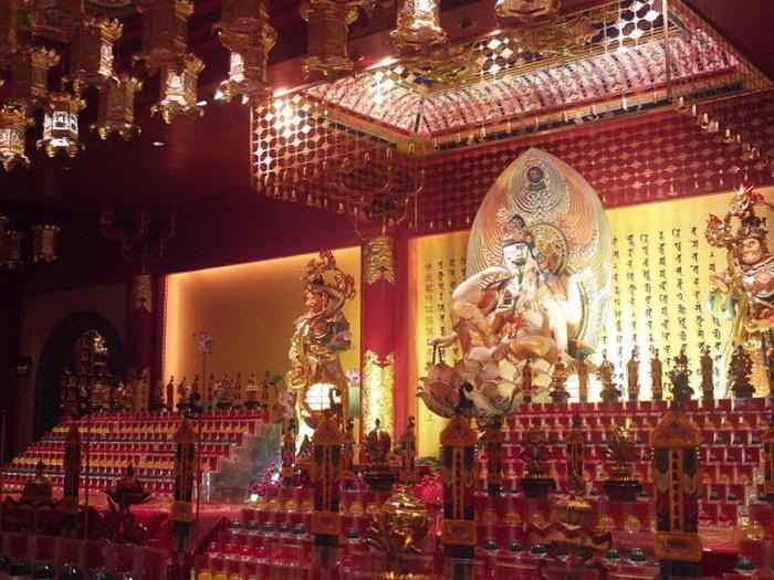 Зуб Будды.