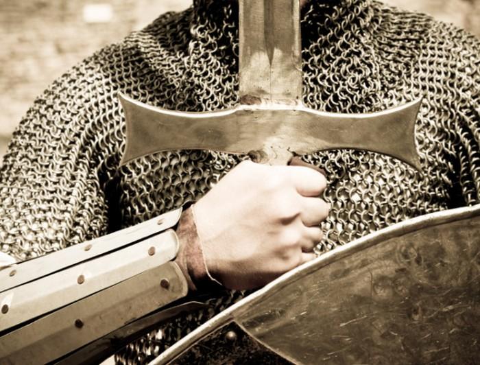 Кортана, меч милосердия.