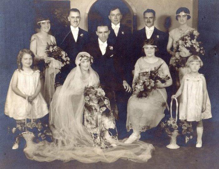 Свадьба Йенсена Шанабана.