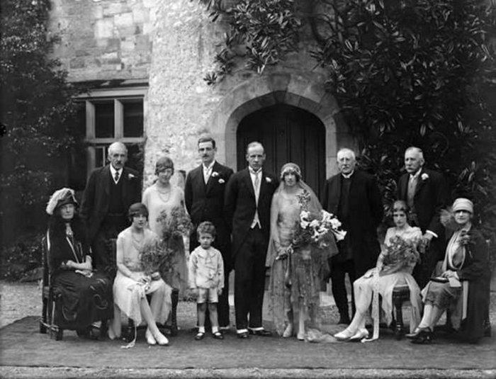 Свадьба Пенроуз в замке Лисмор, Уотерфорд