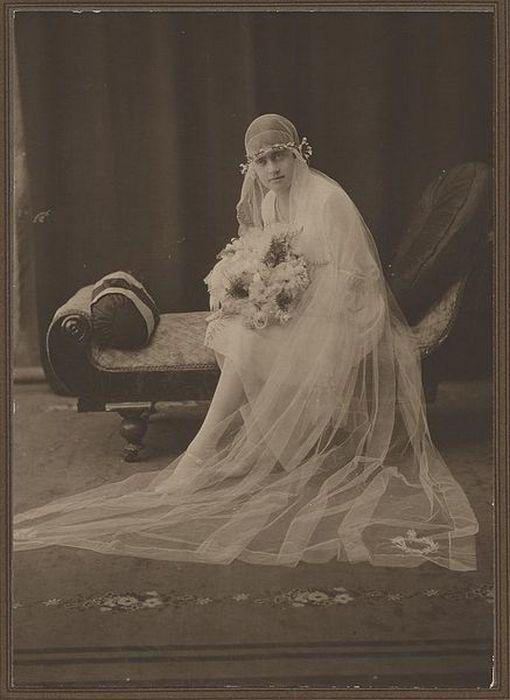 Рубин Смит в день ее свадьбы, Долби, 1928 год