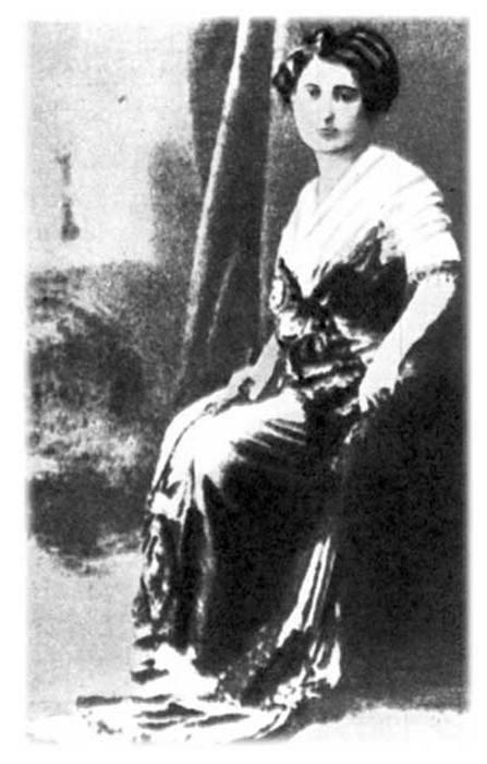 Екатерина Сванидзе.