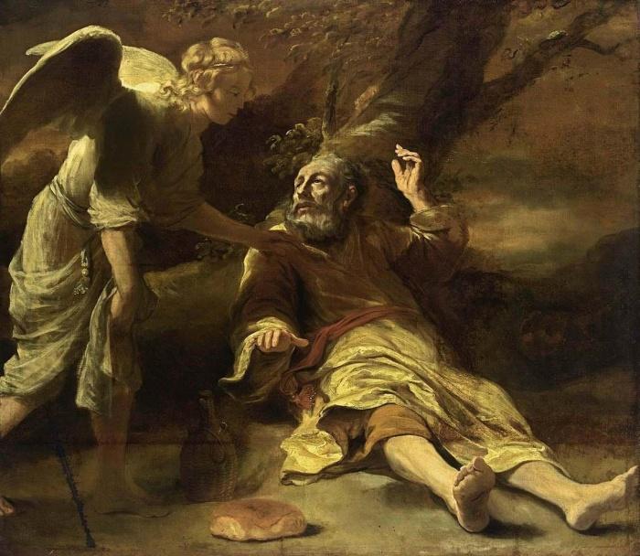 Святой Елисей.