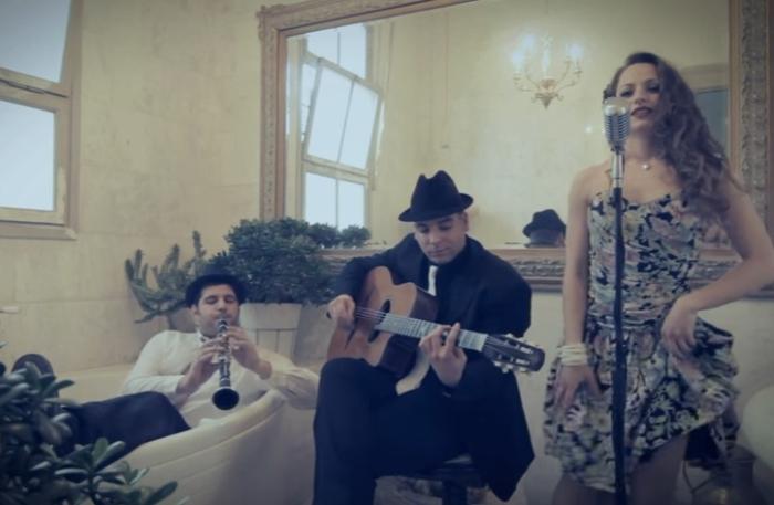 Великолепное ретро-видео от свинг-группы «Speakeasies».