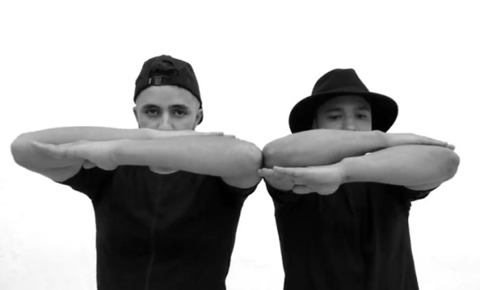 Невероятная хореография от SADECK x AMMAR