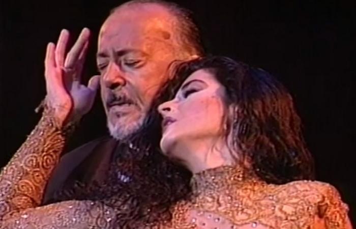Марсела Дюран и Карлос Гавито.