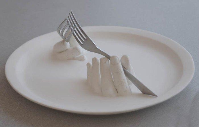 «Не в своей тарелке»