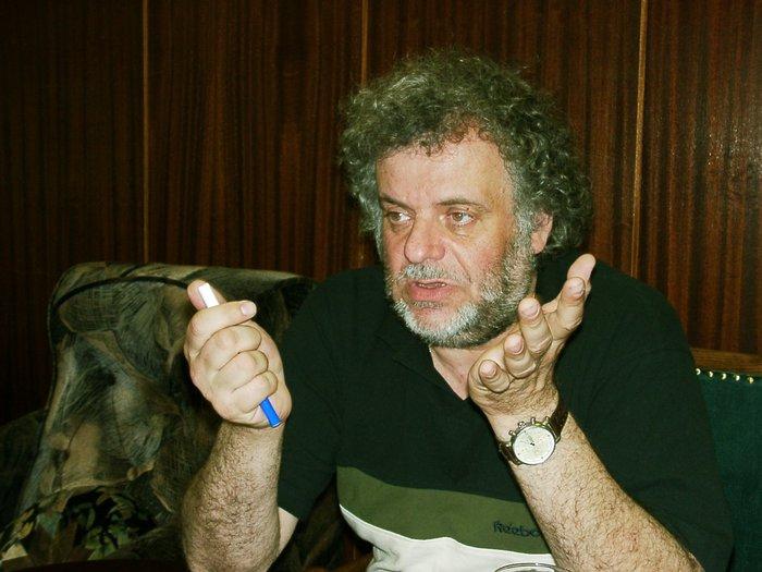 Александр Михайлович Татарский.