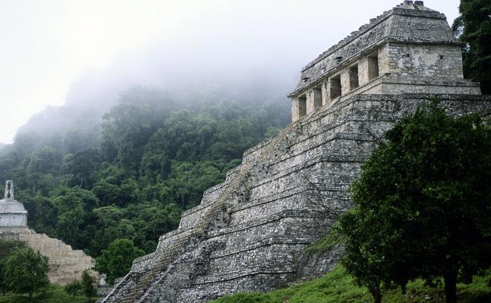 Теночтитлан – древний город ацтеков