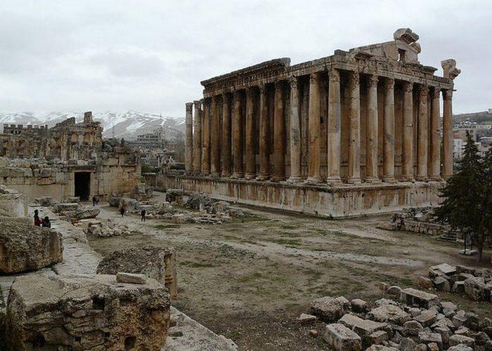 Период строительства относят к 150 - 250 н. э.