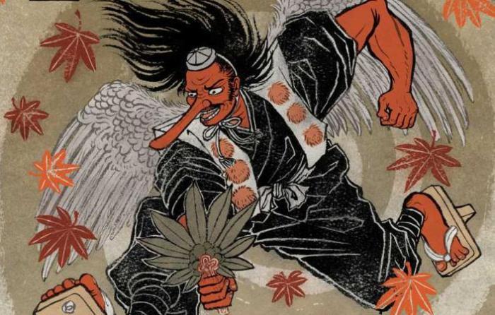Мифологические герои с совершенно невообразимыми частями тела