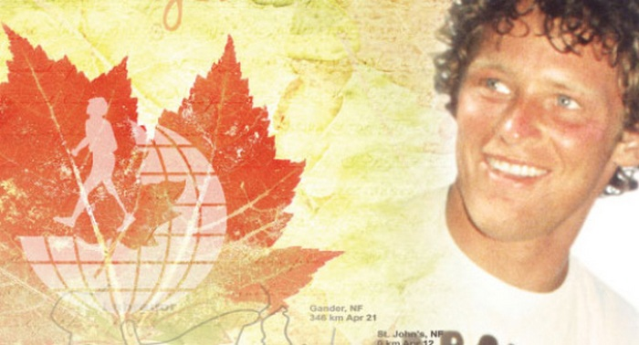 ����� Terry Fox Run  - ����� ������� � ���� ��������� �������� �� ����� �������.