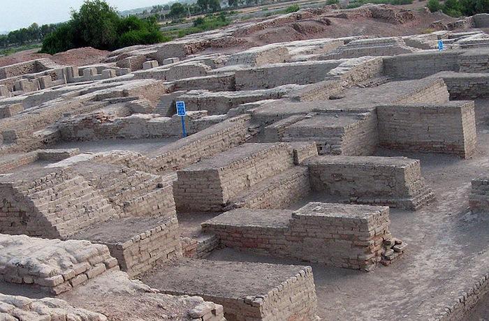 Древнейший город в мире.