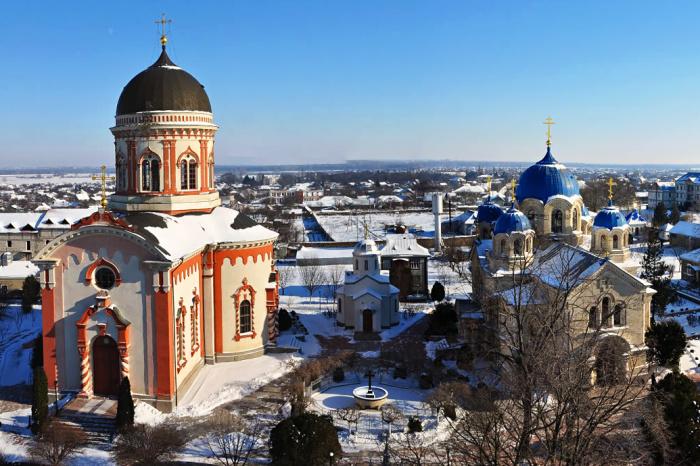 Тирасполь и другие русские города.