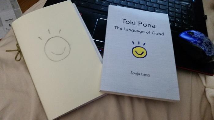 Токипона - язык, который учишь с улыбкой.