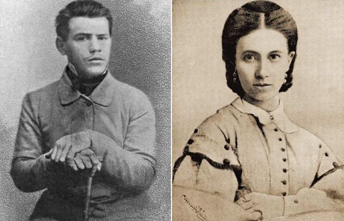 Лев Толстой и Софья Берс: полвека войны и мира.