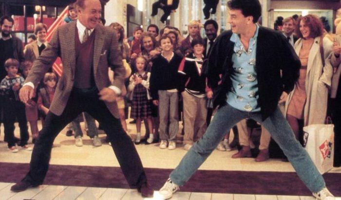 100 лучших танцевальных сцен из любимых фильмов за 5 минут.