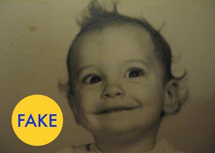 Чарльз Мэнсон в детстве.
