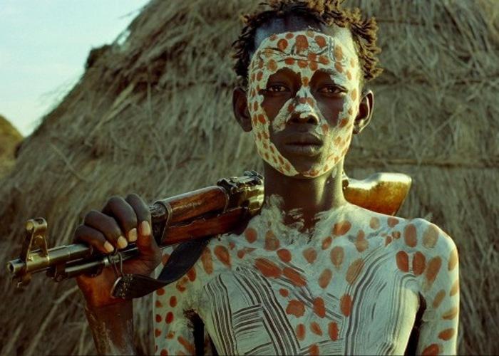 Кадр из фильма «Самсара»./фото: liveinternet.ru