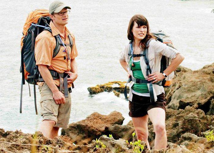 Кадр из фильма «Идеальный побег»./фото: kino24.su