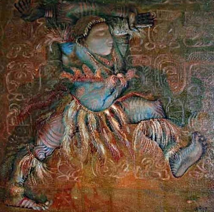 Трикстера - странный герой индейских мифов.
