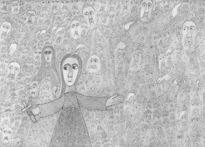 Картина Эдмунда Монселя.