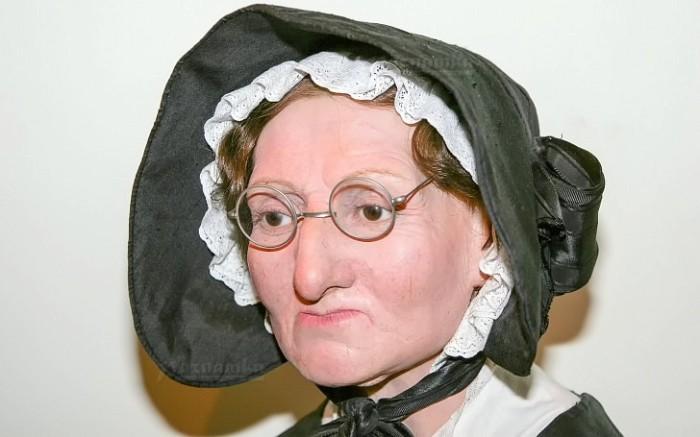Анна Мария Тюссо.