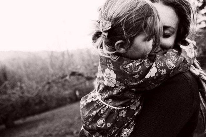 «Разговор с дочкой»