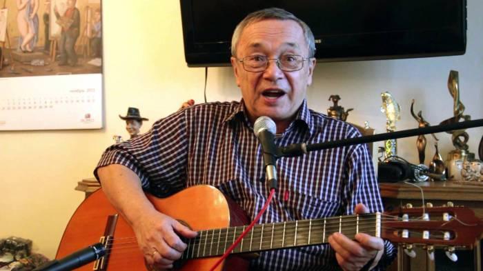 Юлий Ким - поэт, бард, композитор и сценарист Юлий Ким.