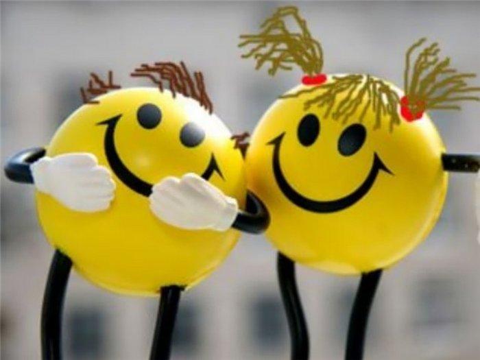 Первая пятница октября - Всемирный день улыбки.