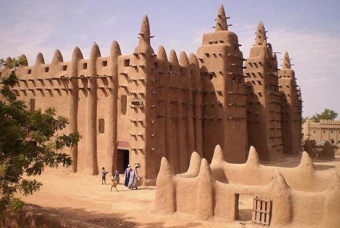 Великая мечеть Дженне.
