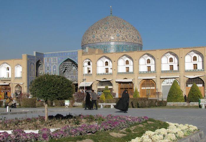 Мечеть шейха Лютфуллы.