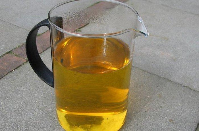 Урина как сырьё для получения «осеннего минерала».