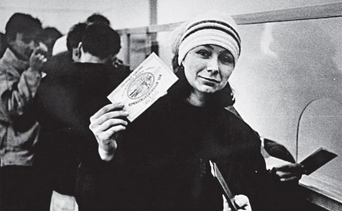 Советские валютчики как явление.