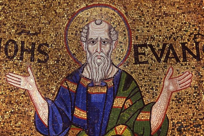 Иоанн Богослов вознесся на небеса живым, подобно Еноху и Илии.