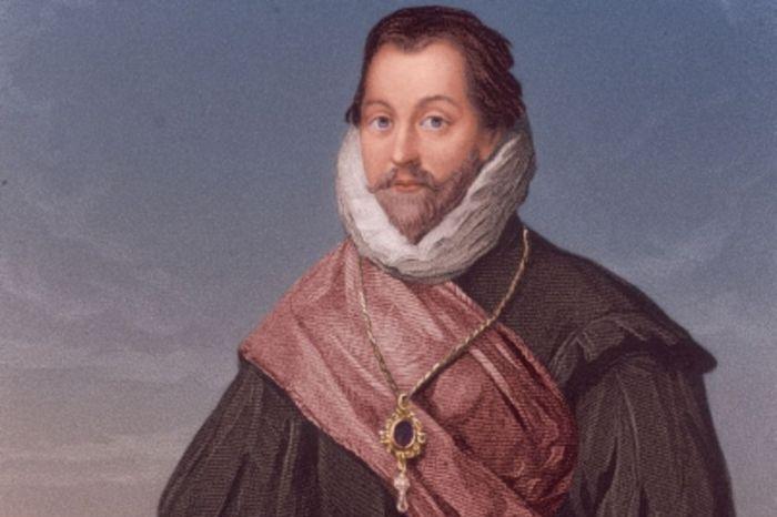 Пират для испанцев, герой для англичан.