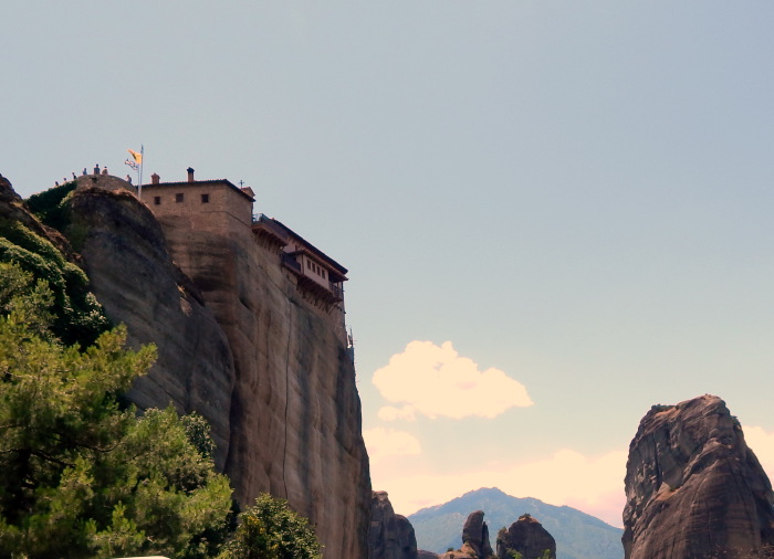 Монастырь существует примерно с 13-го века. | Фото: Светлана Манукян.
