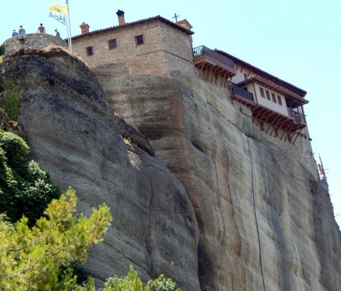 Монастырь Русану или св. Варвары.  | Фото: Светлана Манукян.