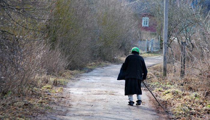 Деревенская тишина. / Фото: Василий Васильков.