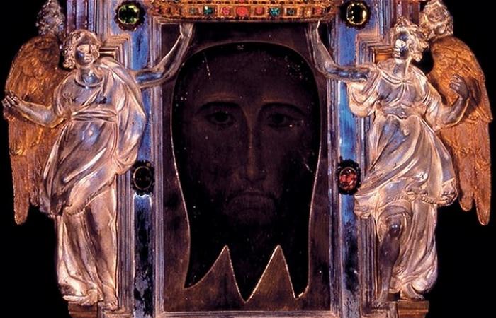 Музеи Ватикана: «Эдесский Мандилион».