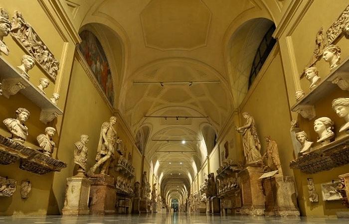 Музеи Ватикана: «Музей Кьярамонти».