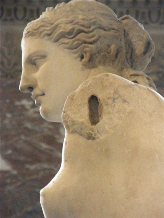 Обворованная Венера.